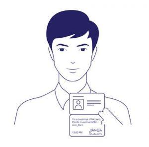 ID Verification Step 1