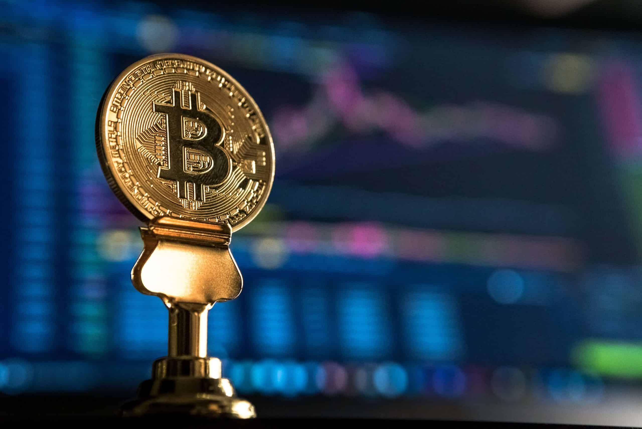McLeod Pacific Investments Bitcoin Trophy